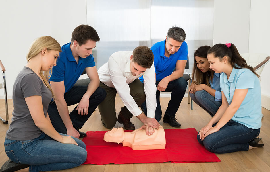 First Aid Training in Liverpool